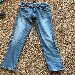 Gap girl friend jeans
